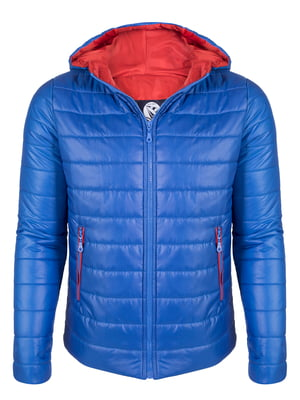 Куртка синя | 4715306