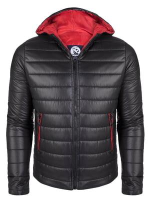 Куртка чорна | 4715310