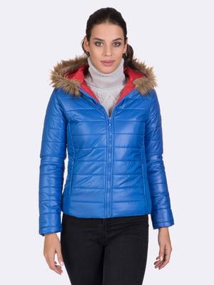 Куртка цвета электрик | 4764634