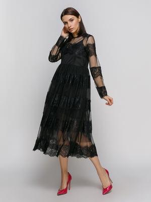Сукня чорна | 4767895