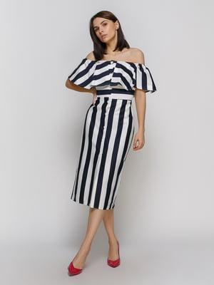 Сукня в смужку   4767906