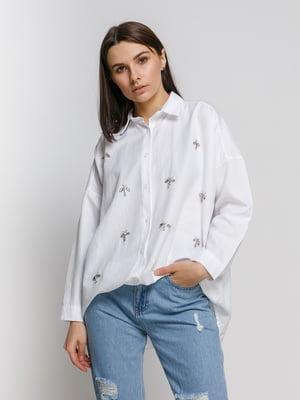 Рубашка белая | 4767888