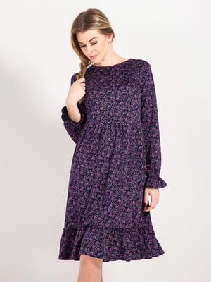 Сукня в квітковий принт | 4770561