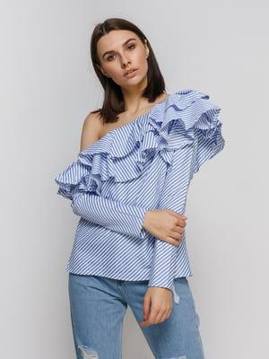 Блуза в смужку | 4767867