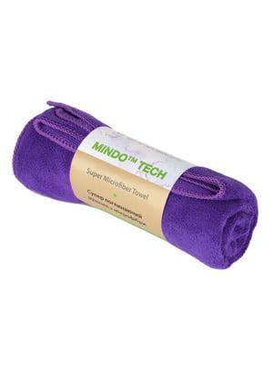 Полотенце фиолетовое | 4771540