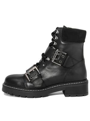 Ботинки черные | 4772871