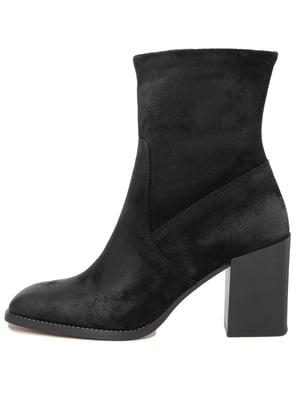 Ботинки черные | 4772872