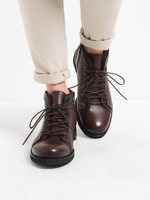Ботинки коричневые | 4774375
