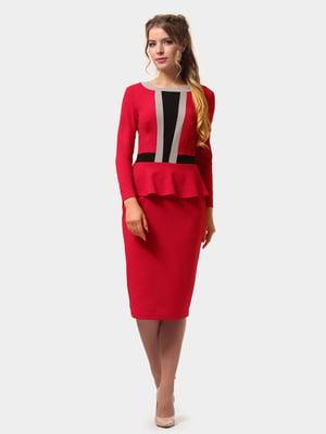Сукня червона   4775693