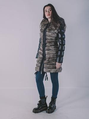 Куртка коричневая   4705262