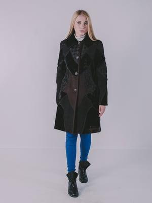 Пальто коричневое   4705410