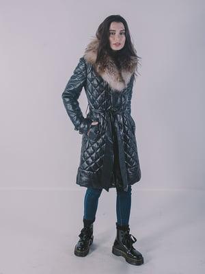 Пальто черное   4705536