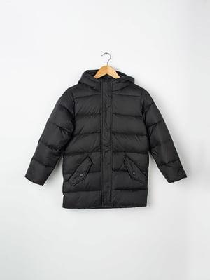Куртка чорна | 4624295