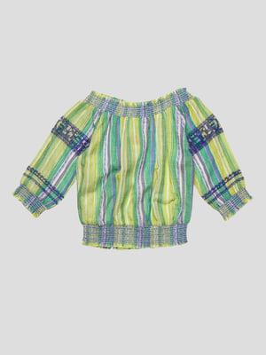 Блуза в полоску | 2383681