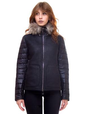Куртка чорна | 4705073
