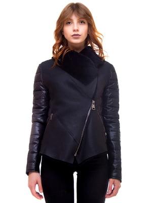 Куртка чорна | 4705074
