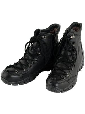 Черевики чорні | 4776443