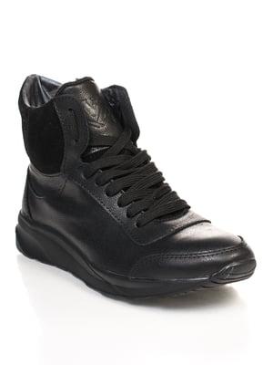 Ботинки черные | 4771550