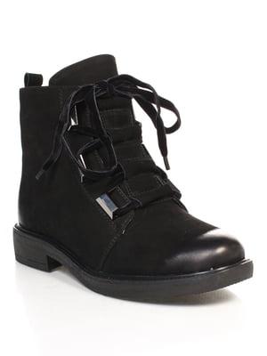 Ботинки черные | 4771549