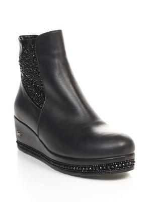 Ботинки черные | 4771547