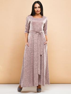 Платье пудрового цвета | 4778566