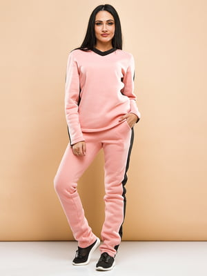 Костюм: пуловер і штани | 4778617