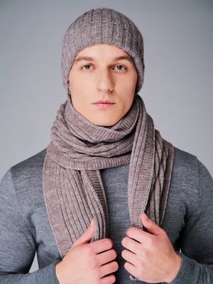 Комплект: шапка і шарф | 4778506
