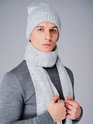 Комплект: шапка і шарф | 4778515