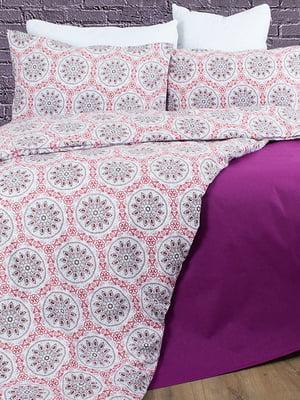Комплект постельного белья семейный | 4707154