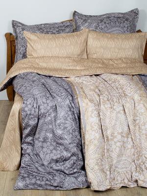 Комплект постельного белья двуспальный (евро) | 4769213