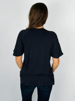 Блуза черная | 4540458