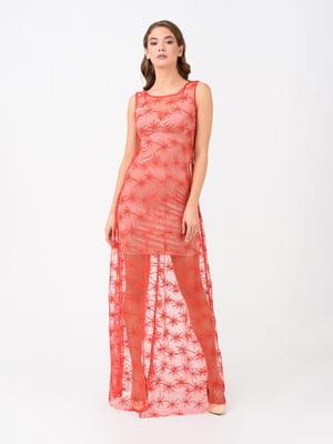 Сукня червона | 4780490