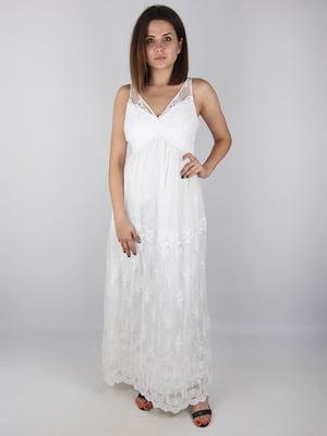 Сукня біла - Naf Naf - 4576635