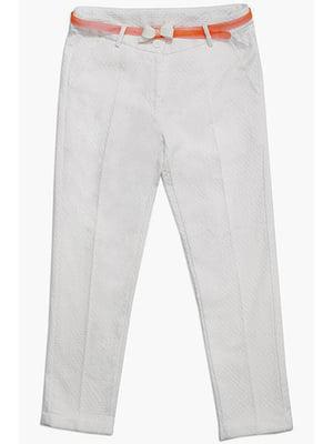Штани білі | 4781152