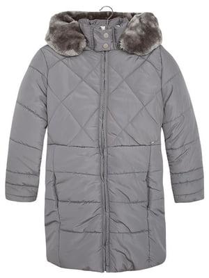 Пальто серое | 4781300
