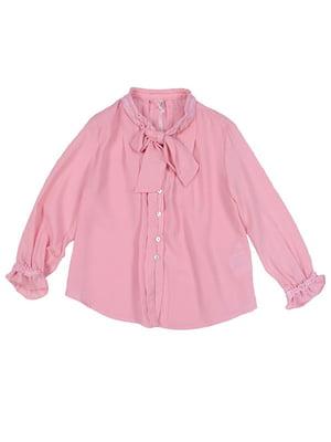 Блуза рожева   4781504