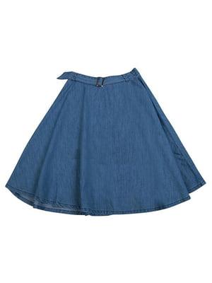 Юбка синяя - To be too - 4781586