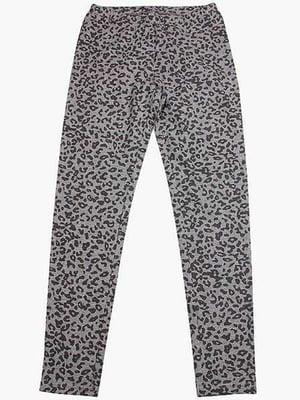Леггинсы в леопардовый принт - To be too - 4781603