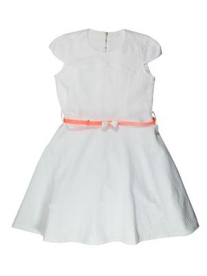Платье белое | 4781641