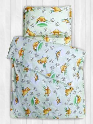 Комплект постельного белья детский | 4781084