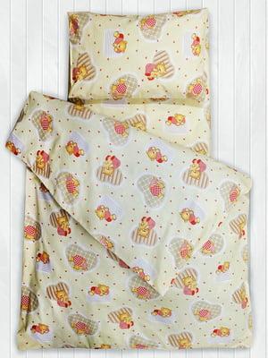 Комплект постельного белья детский | 4781085