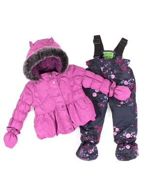 Термокомплект: куртка и полукомбинезон | 4781793