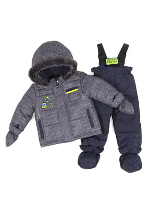Термокомплект: куртка и полукомбинезон | 4781795
