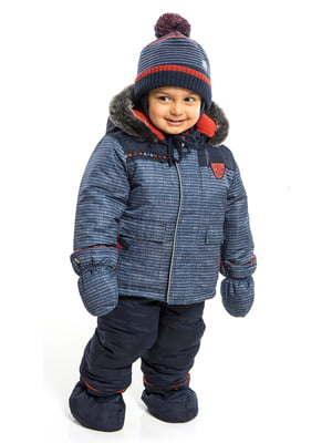 Термокомплект: куртка и полукомбинезон | 4781798