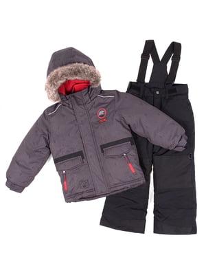 Термокомплект: куртка та напівкомбінезон | 4781801