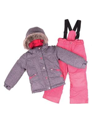 Термокомплект: куртка и полукомбинезон | 4781811