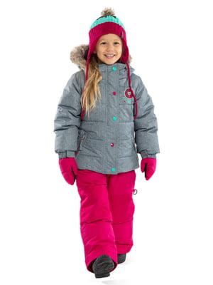 Термокомплект: куртка и полукомбинезон | 4781812