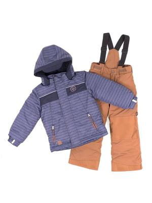 Термокомплект: куртка и полукомбинезон   4781815