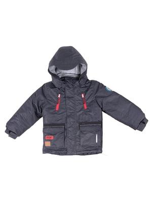 Куртка чорна | 4781816