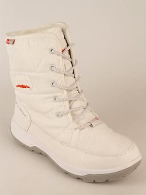 Ботинки белые | 4781941
